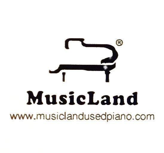Musicland used Piano